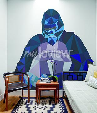 Wall mural Goryl