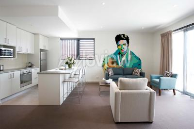 Wall mural Elvis Presley