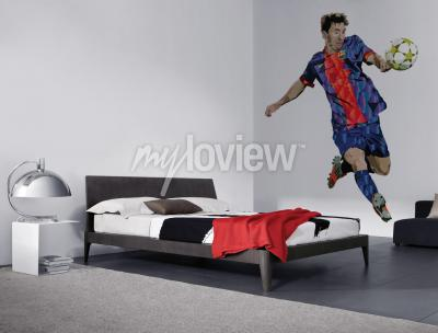 Wall mural Lionel Messi