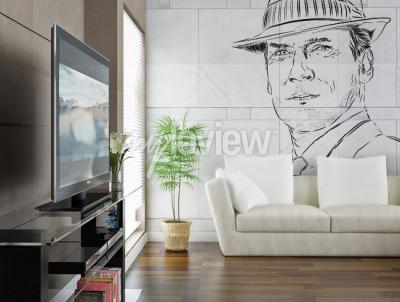 Wall mural Don Draper