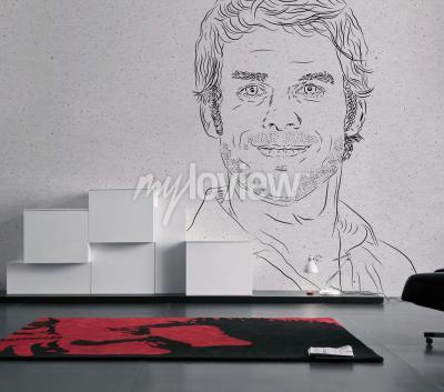 Wall mural Dexter