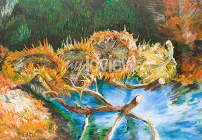 Canvas print Vincent van Gogh