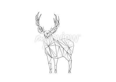 Sticker Deer 2