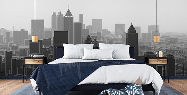 3D New York mural