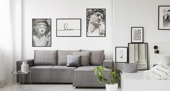 Do you want to decorate fashionable walls? We have just what you need!