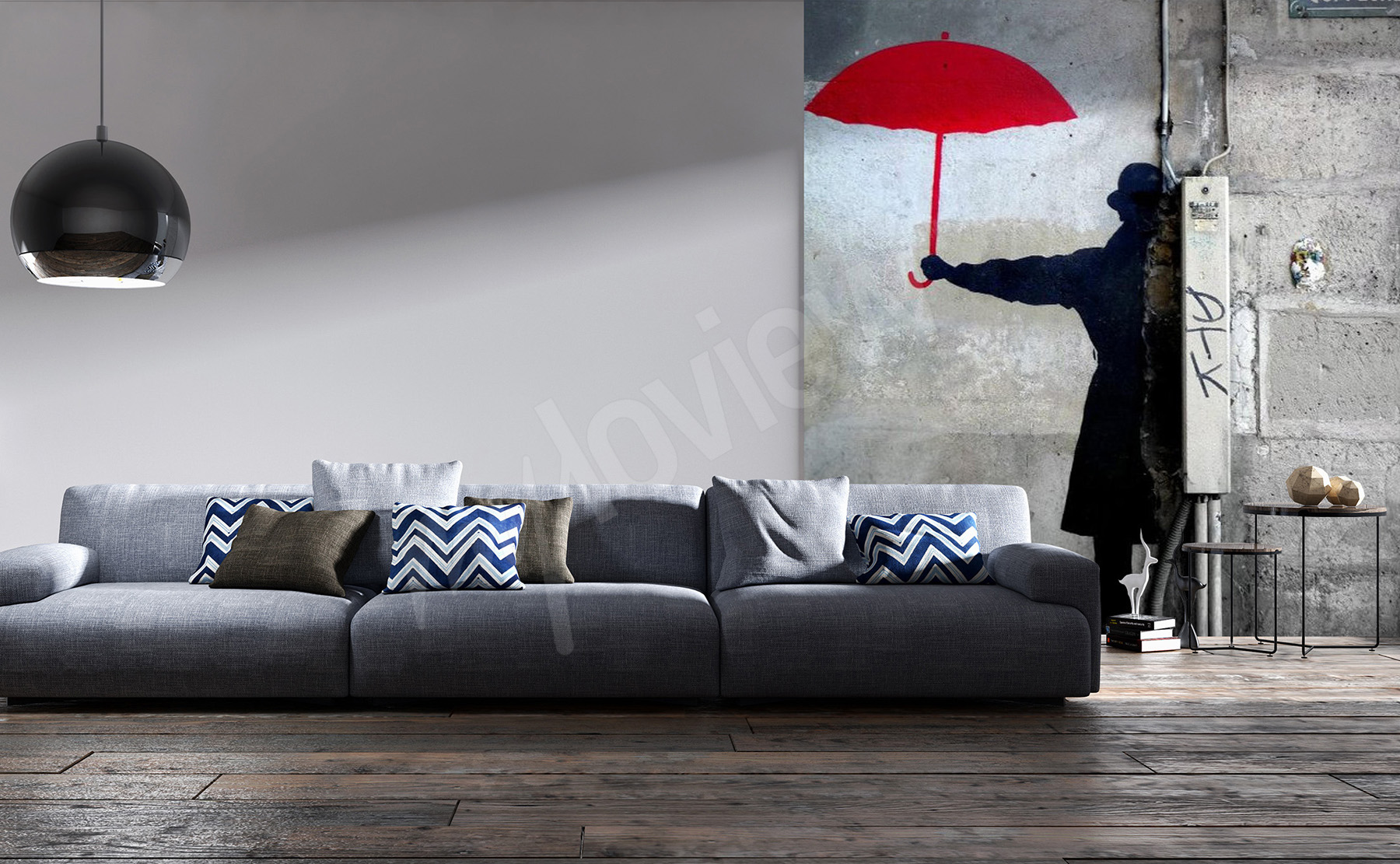 murals graffiti to size of wall myloview com go to the product banksy graffiti wall mural