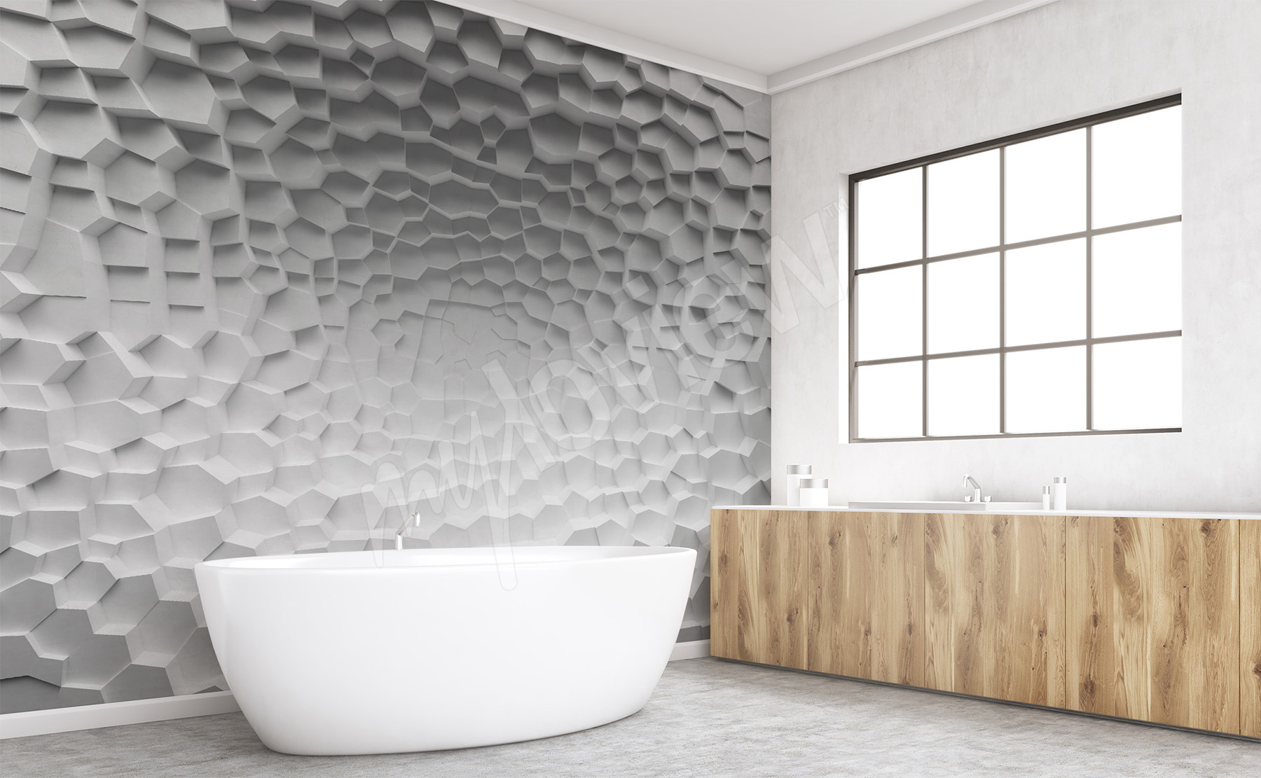 Murals Bathroom • to size of wall | myloview.com
