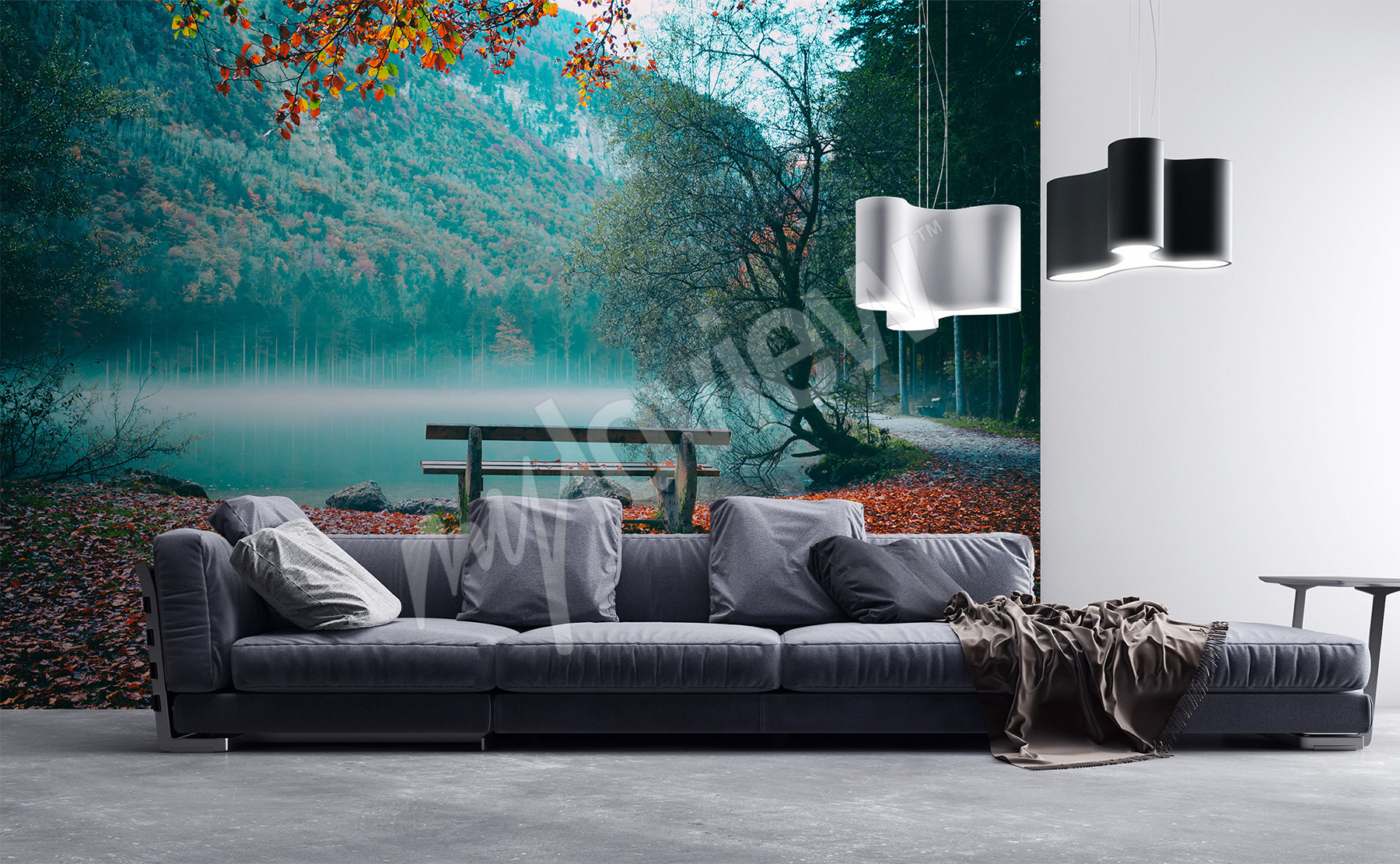 murals mountains to size of wall myloview com go to the product mountains landscape wall mural