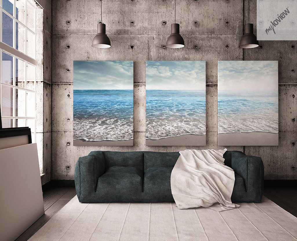 Sea canvas art