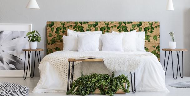 Botanic bedroom sticker