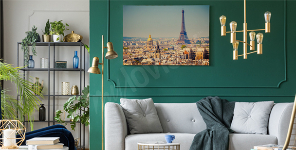 Montmartre Paris canvas print