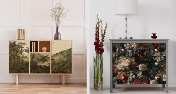 Decorations for shelves and more – how to quickly achieve stunning decorative effects?