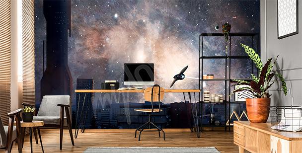 Galactic mural cosmos