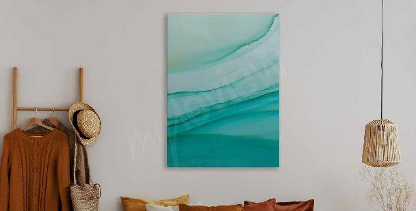 Marble texture canvas print