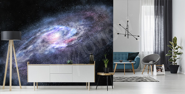 Milky Way mural