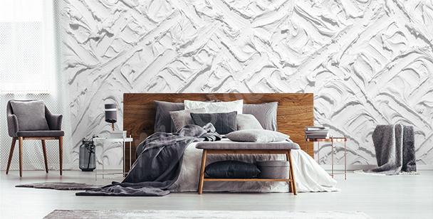 Minimalist texture mural