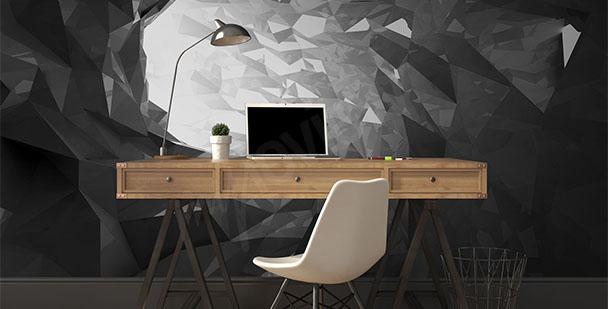 Modern office mural