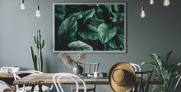 Nature wall poster