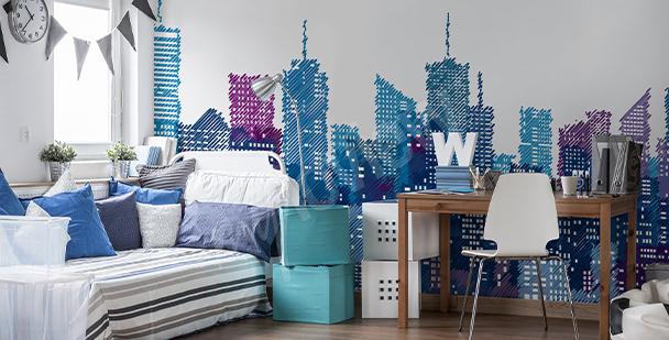 New York mural for children
