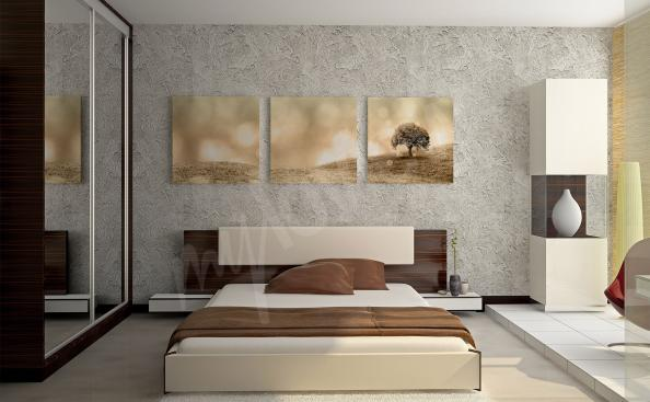 Tree canvas print for bedroom